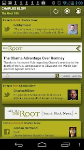 Charles Blow: The Root 100 - screenshot thumbnail
