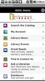 Bud Werner Memorial Library- screenshot thumbnail