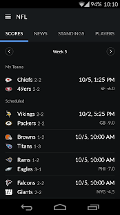 Yahoo Sports- screenshot thumbnail