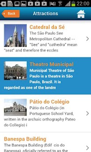 Sao Paulo Guide Map & Hotels - screenshot thumbnail