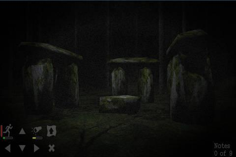 SlenderMan PAID - screenshot