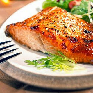 Easy! 3-Step Microwave Salmon.