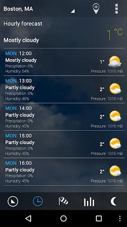 Digital clock & world weather 1.05.49 screenshot 194368