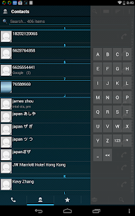 RocketDial Dialer & Contacts- screenshot thumbnail