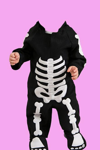 Crazy Dress of Kids Photo Suit