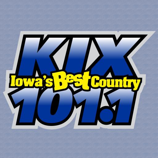 Iowa's Best Country, KIX 101.1