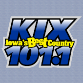 Iowa's Best Country, KIX 101.1