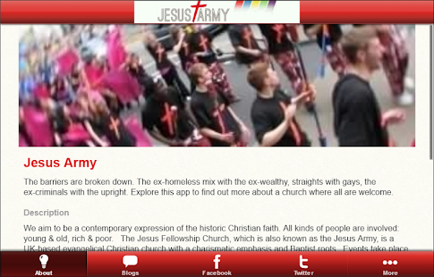 Jesus Army- screenshot thumbnail