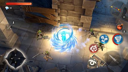 Dungeon Hunter 5 5 1.2.0n screenshot 15280