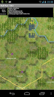 Wargame 1st Bull Run 1861