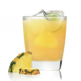 Patrón Pineapple.