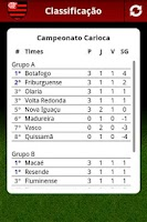 Screenshot of Flamengo Mobile