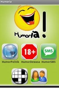 Humoria: Cerita Lucu dan Humor