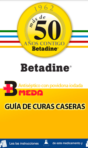 Curas Caseras Betadine
