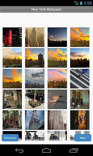 뉴욕 배경 화면