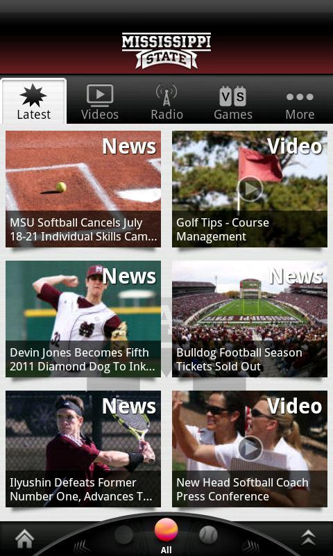MSU Athletics: Free - screenshot