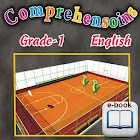 Grade-1-English icon