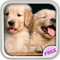 Playful Puppies Live Wallpaper icon