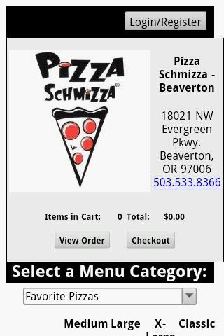 Pizza Schmizza - screenshot