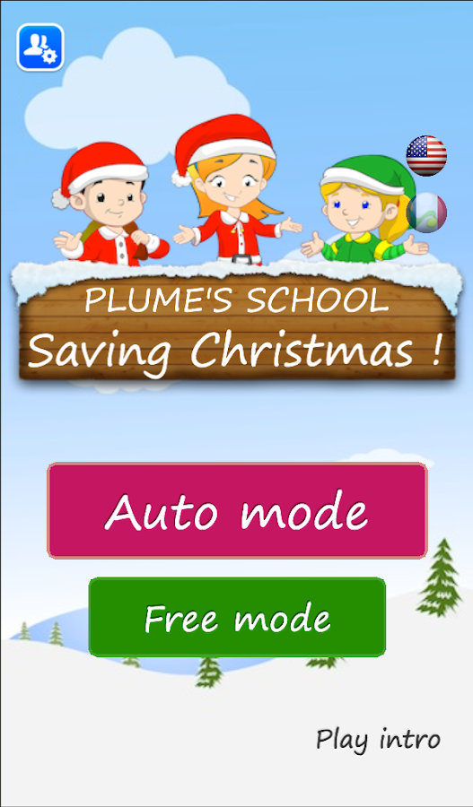Plume's School Christmas Lite- screenshot