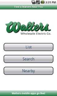 Walters Wholesale Electric- screenshot thumbnail