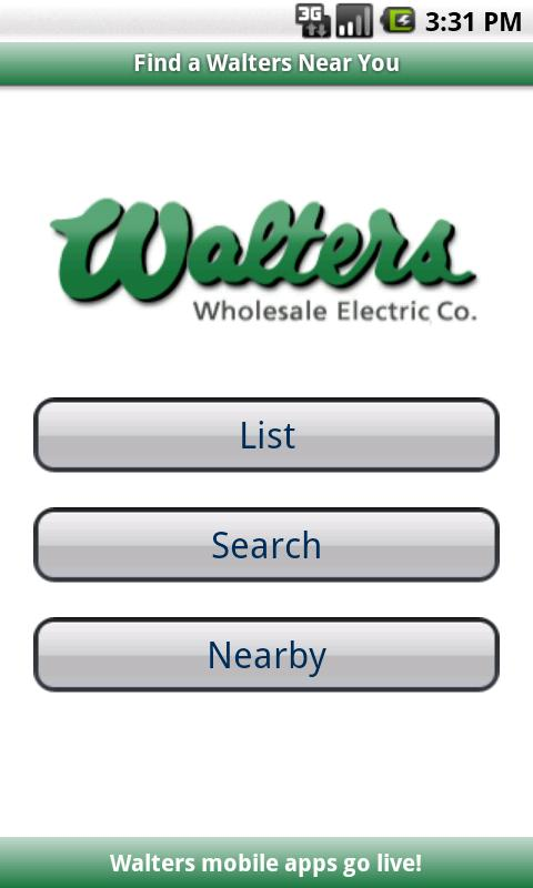 Walters Wholesale Electric- screenshot
