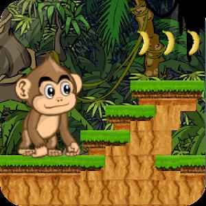 Jungle Monkey Run for PC and MAC