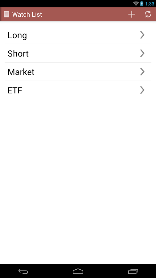 Market Trend Signal- screenshot