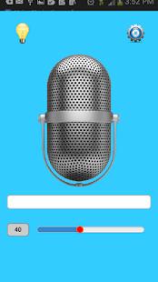 Voice Navigation - náhled