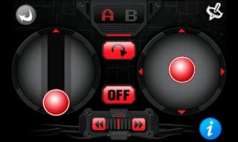 Screenshot of Graupner Control