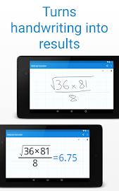 MyScript Calculator Screenshot 6