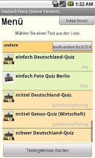DeutschTests (GermanTests) - screenshot thumbnail