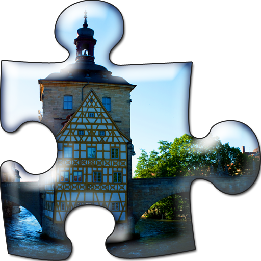 Bamberg puzzle for smartphones