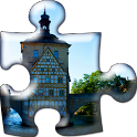 Bamberg puzzle for smartphones logo