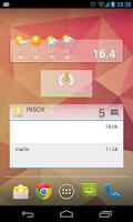 Screenshot of Wake on Lan - with Widget