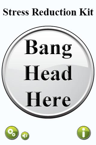 Bang Head Here- screenshot