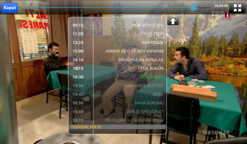 Uyanık TV - screenshot