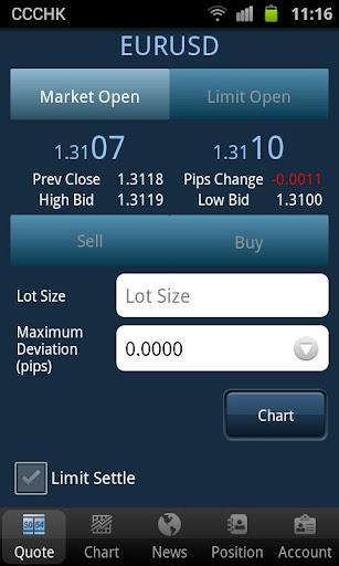 【免費財經App】CCCHK iMarketsTrader-APP點子