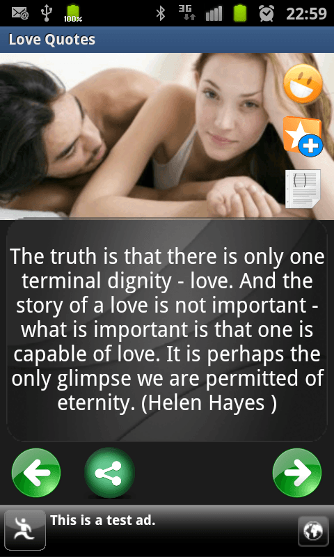 love & romantic quotes - Android Apps on Google Play