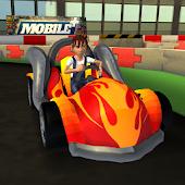 Go Karts Parking Challenge 3D