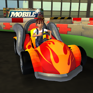Go Karts Parking Challenge 3D for PC and MAC