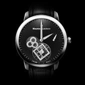 Maurice Lacroix Clock Widget
