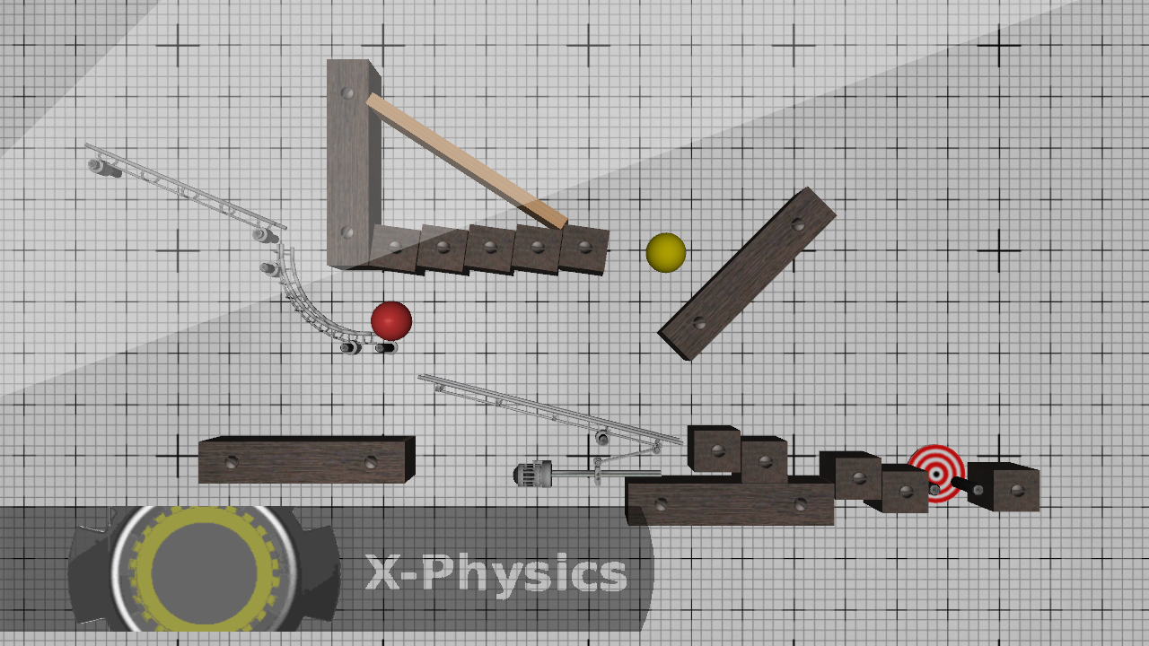 X-Physics FULL - screenshot