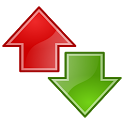 UpDownMeter Free icon