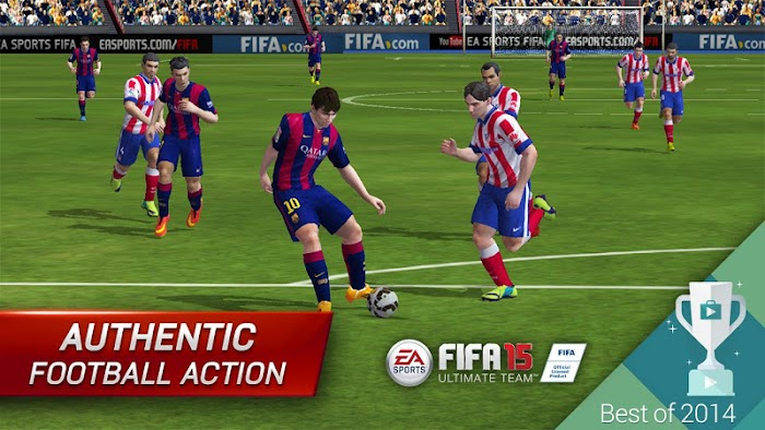 FIFA 15 Ultimate Team Apk