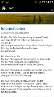 Autogenes Einschlafen - screenshot thumbnail