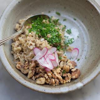 Miso Oat Porridge.