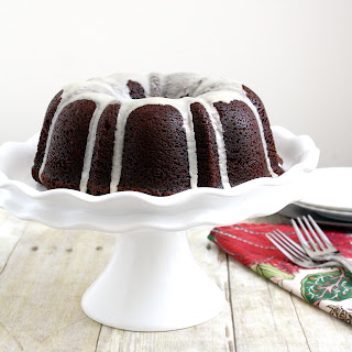 Mocha Rum Bundt Cake