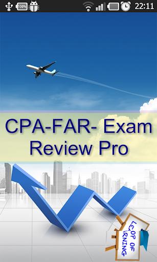 CPA FAR Exam Review 900 Notes