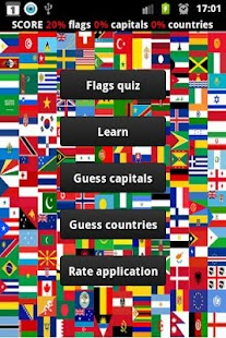 World capitals logo quiz- screenshot thumbnail